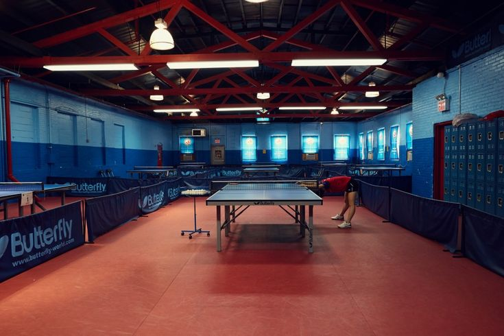 how to become a professional table tennis player