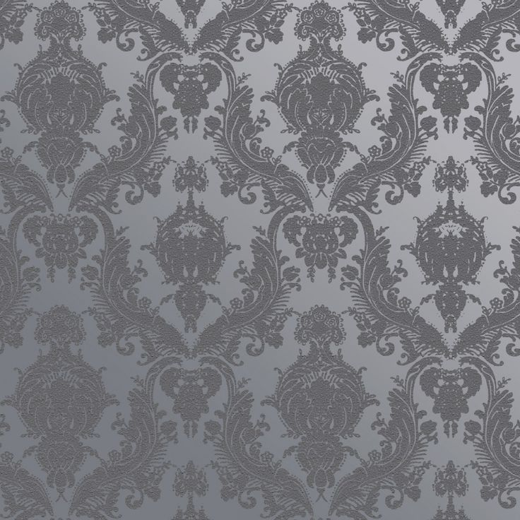 a tribute to vintage flocked wallpaper this textured damask has a soft velvet feel with