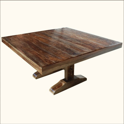 7 Best Tables Images On Pinterest Squares Square Dining