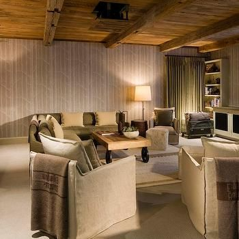 unfinished basement ideas pinterest - Google Search