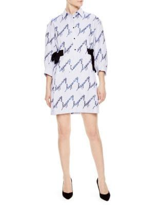 8239138cd56 Sandro - Happening Shirt Dress