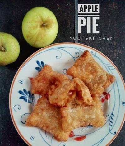 Apple Pie Ala Mc D