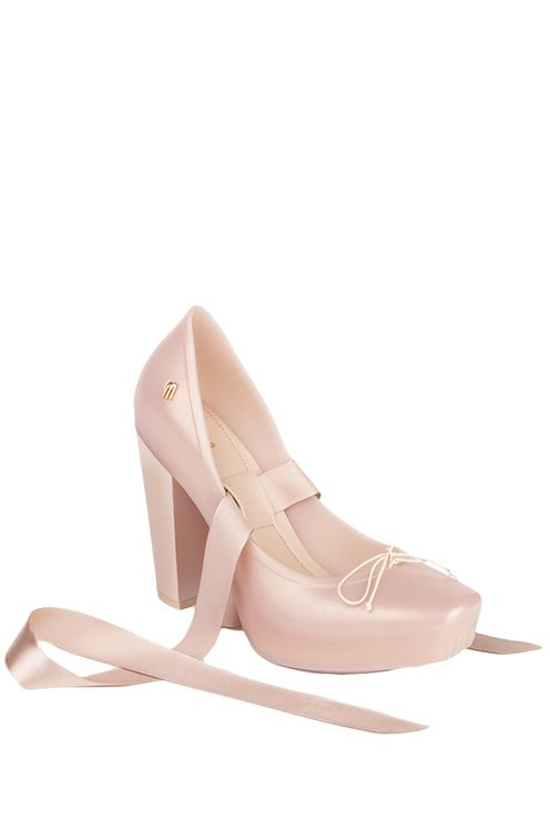 Melissa ballerina shoes  #musthavethese