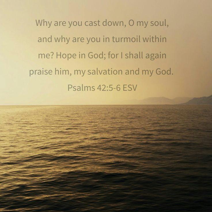 Psalms 42: 5-6