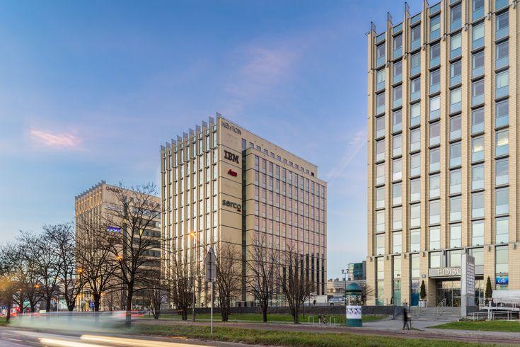 GTC-Biuro Architektoniczne DDJM – Bartosz Kutniowski Fotografia Architektury#fotografiaarchitektury #architecturephotogtaphy #fotografia #architektura #kraków #polska #gtc #galileo #ddjm