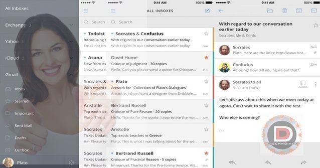 Aplikasi E-mail untuk iOS dan Android Terbaik    B icara tentang e-mail, ada beberapa aplikasi yang bisa digunakan untuk perangkat mobile. ...