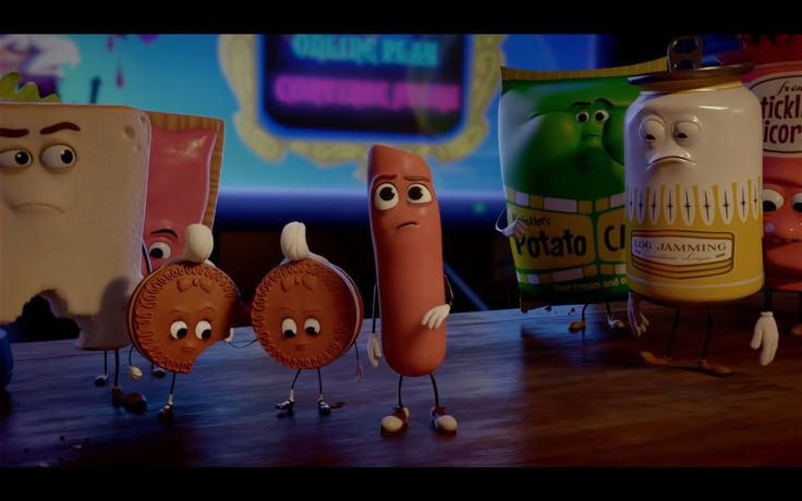 Sausage Party Red Band Trailer #2
