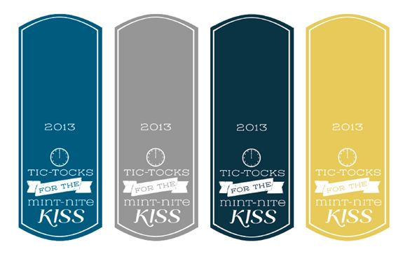 tic_tac_gift tic tocks for the mint nite kiss labels for tick tacs, for new years eve!