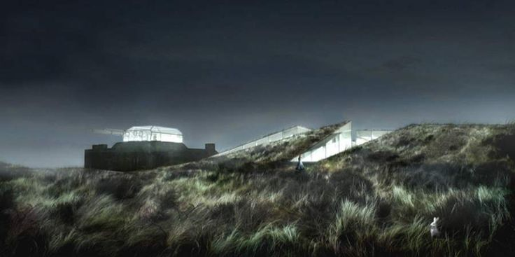Blaavand Bunker Museum by BIG architects 3