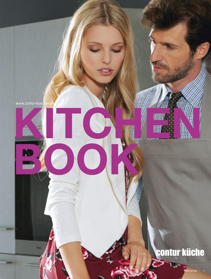 Find out more about Contur® German Kitchens. The Contur® Kitchen Book has example kitchen designs and information about our kitchen fronts and worktops.