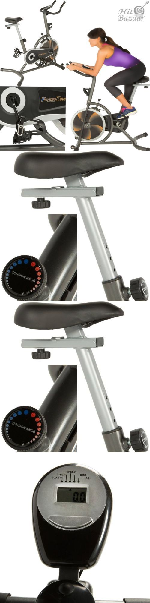 Exercise Bikes 58102: Exercise Bike Indoor Trainer Stationary Upright Bicycle Home Gym Cardio Machine -> BUY IT NOW ONLY: $147.18 on eBay!