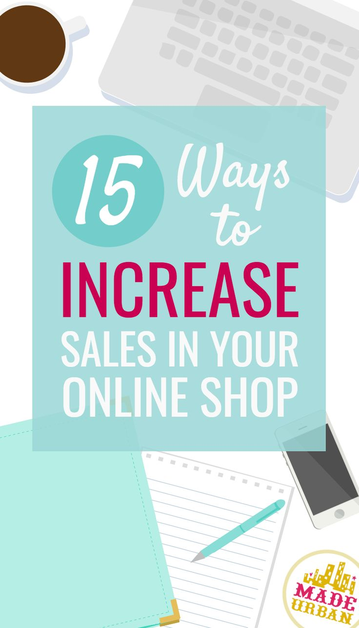 Don't make these 15 mistakes in your handmade shop and watch shopping cart abandonment go down and sales go up.