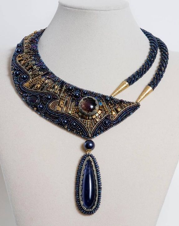 Best bead embroidery patterns ideas on pinterest