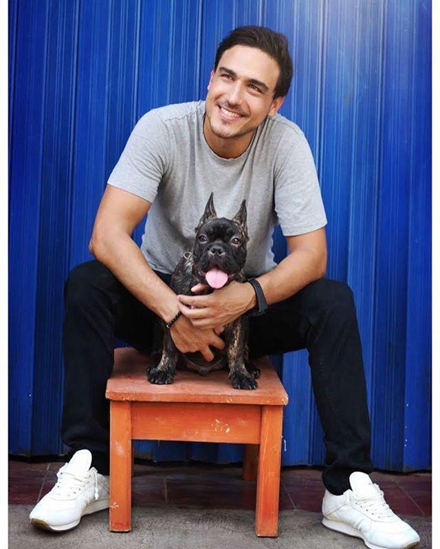 "Hamish Daud & Javier. ""We are their voice : Stop Dog Cruelty"" photo exhibition 05-14 may 2017 @dogdoesdisco_id 2017 ""street vibe festival"". Photograph... - Janna Soekasah-Joesoef (@bornfashioned)"