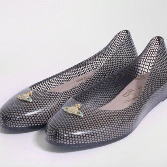 Mellisa by Vivienne Westwood. Very comfy! a lil scuff on the front and on the side. Vivienne Westwood Shoes Flats & Loafers