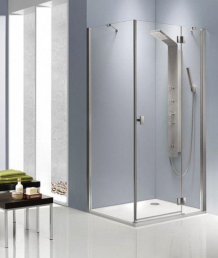 Essenza KDJ prostokątna kabina prysznicowa 120*x80 prawa przejrzysta - 32832-01-01NR