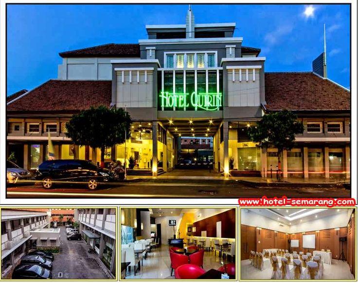 Informasi Lengkap tentang alamat, nomor kontak, fasilitas dan tarif hotel Quirin Semarang