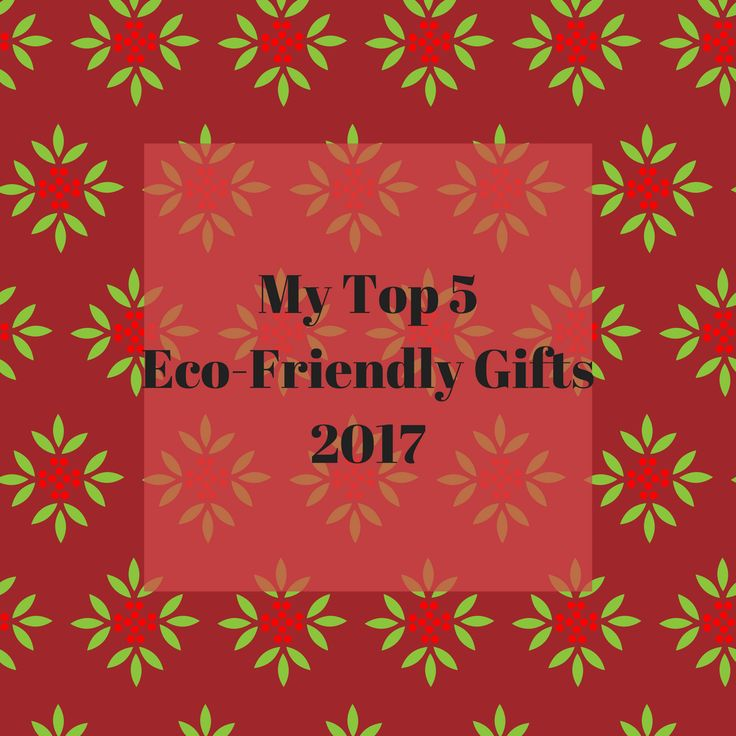 My top 5 eco-friendly gifts #gifts #shopping #ecofriendly #environmentallyfriendly #sustainableliving #sustainability #christmasgifts