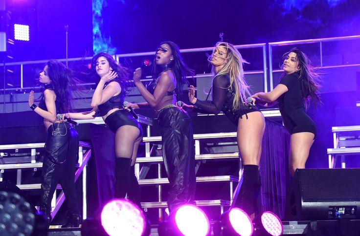 Fifth Harmony perform at 102.7 KIIS FM's Wango Tango 2016 at StubHub Center on May 14, 2016.