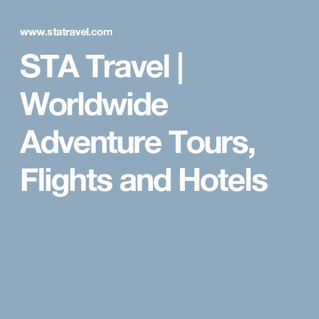 STA Travel | Worldwide Adventure Tours, Flights and Hotels