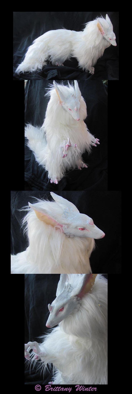 .:Seda- White Forest Spirit:. by cheshirepanda.deviantart.com on @deviantART