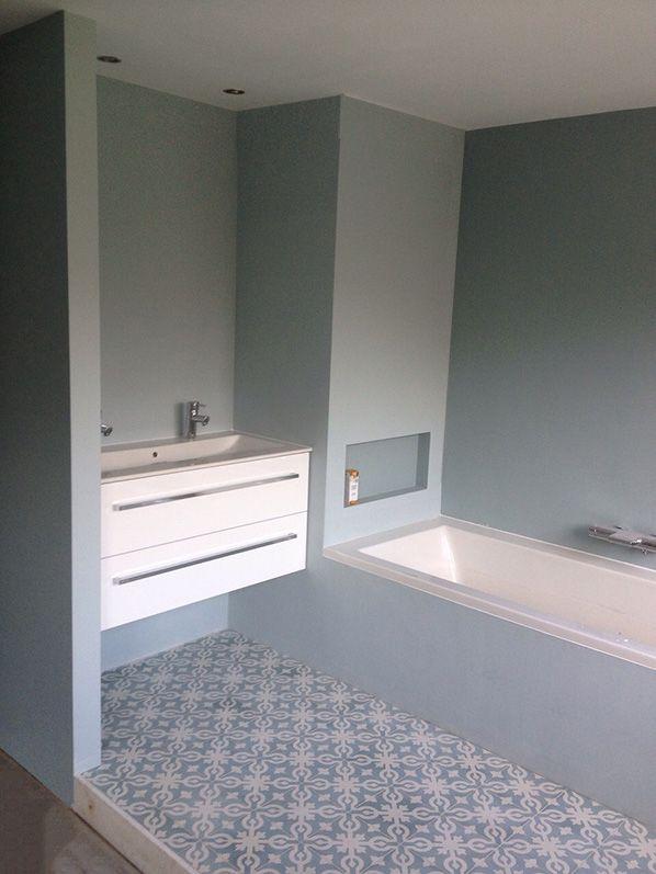 Badkamer en-suite Delft » Edit//A – Architecten en Aannemers »