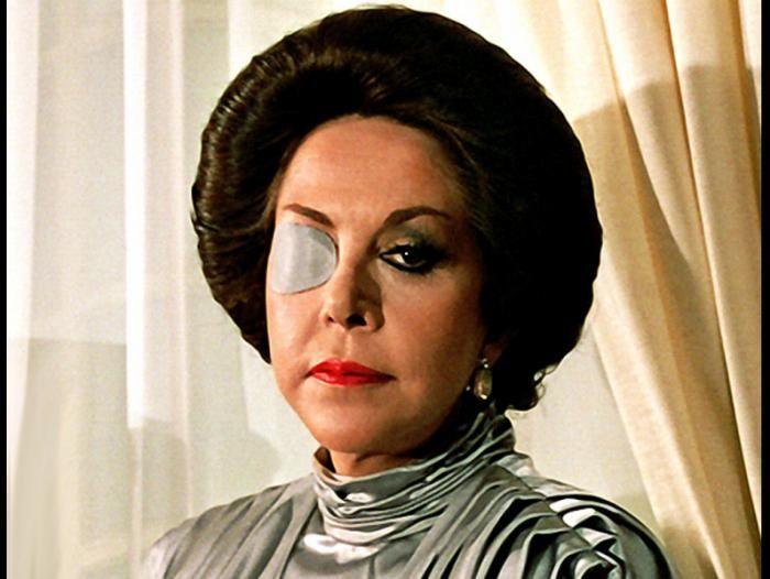 """Catalina Creel - Su nombre es María Rubio y ha sido reconocida como la mejor villana de la televisión mexicana. La maldad de este personaje de 1986 ha trascendido incluso sin haberse visto """"Cuna de lobos"""""""