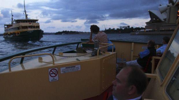 Best ferry rides Sydney