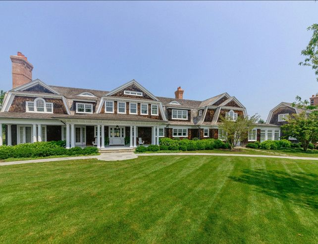 Best 25 hamptons beach houses ideas on pinterest beach for Biggest homes in the hamptons