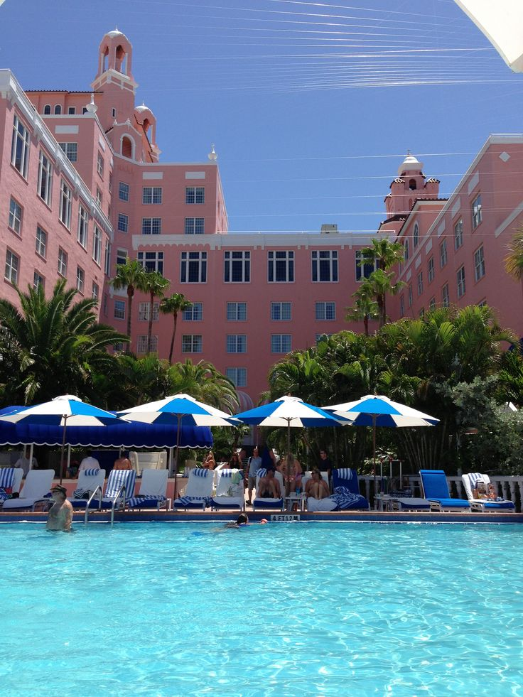 10 Best Images About Don CeSar Hotel On Pinterest