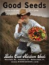 Free GMO-free heirloom seed catalog - order a hard copy or view the full color online!