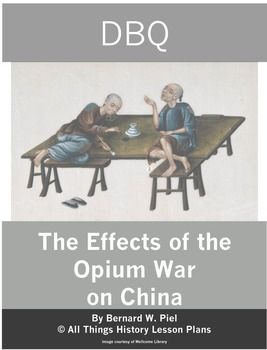 the causes and effects of the opium war in 1839 in china In 1839 the daoguang emperor, rejecting proposals to legalise and tax opium, appointed viceroy lin zexu to solve the problem by completely banning the opium trade (it had already been illegal to smoke and sell opium in china since 1729) lin confiscated around 20,000 chests of opium (approximately 1210 tons or 266.