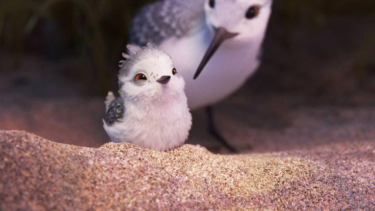 Piper Pixar Short