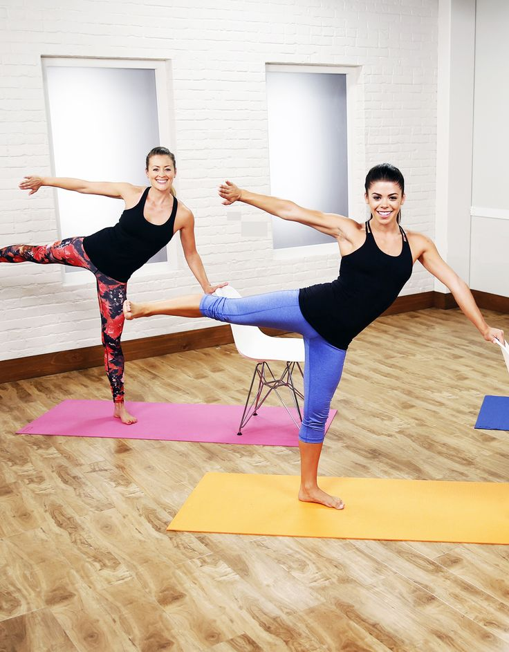 Feel the burn all over with this10-minute Cardio Barre workout!