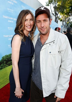 Adam Sandler and wife Jackie | GREAT COUPLES in 2019 ...