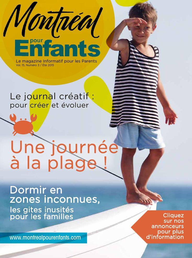 Montreal pour Enfants Vol. 15 nº3