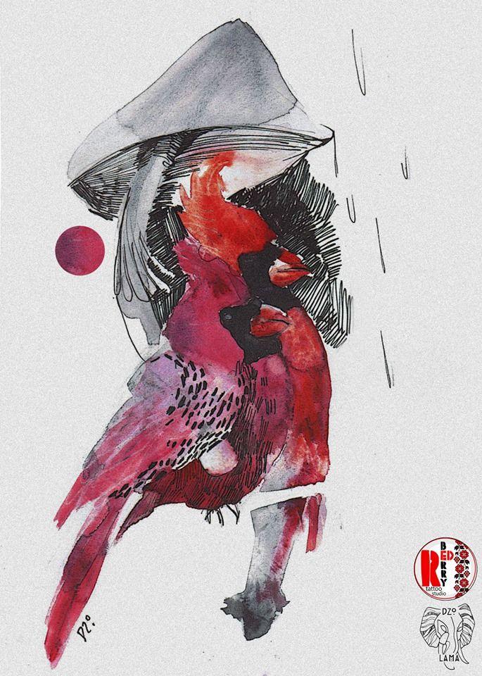 Redberry Tattoo Studio Wrocław Redberry Tattoo Studio Wrocław #tattoo #inked #ink #studio #wroclaw #warszawa #tatuaz #dresden #redberry #katowice #dzolama #redberrytattoostudio #amaizingtattoo #poland #berlin #sketch #delicate #ptak #bird #kardynal #cardinal #rain #deszcz #mushrooms #grzyby #psychodelic