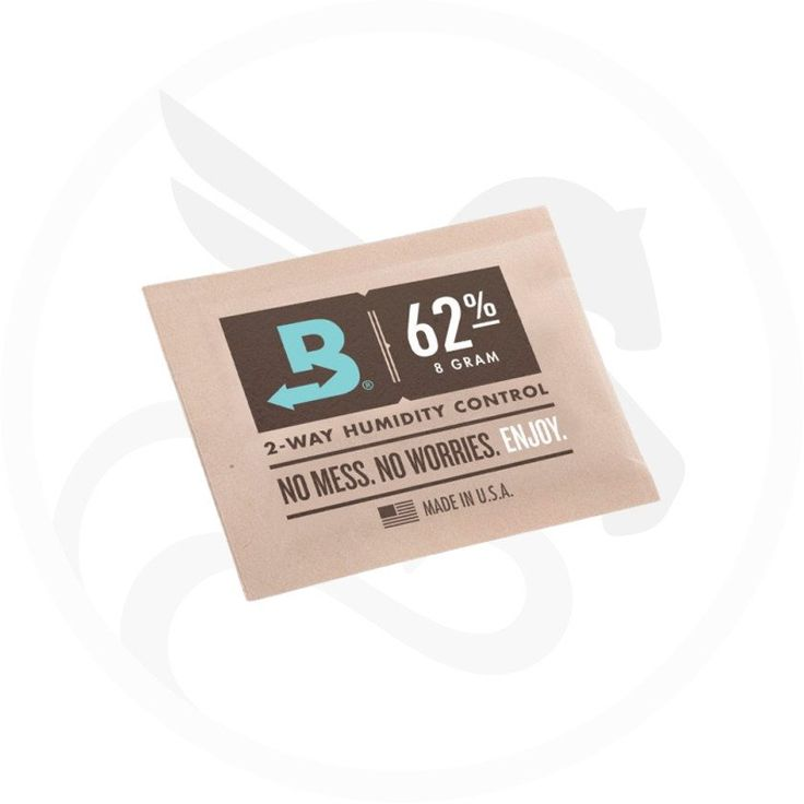 Boveda 62% Humidity Control Pack (8g) Canada - The Herb Cafe