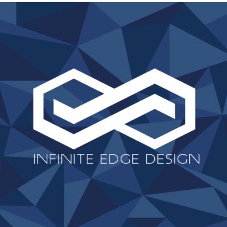 My logo design for my company Infinite Edge Design #logo #design #graphicdesign www.infiniteedgedesigns.com