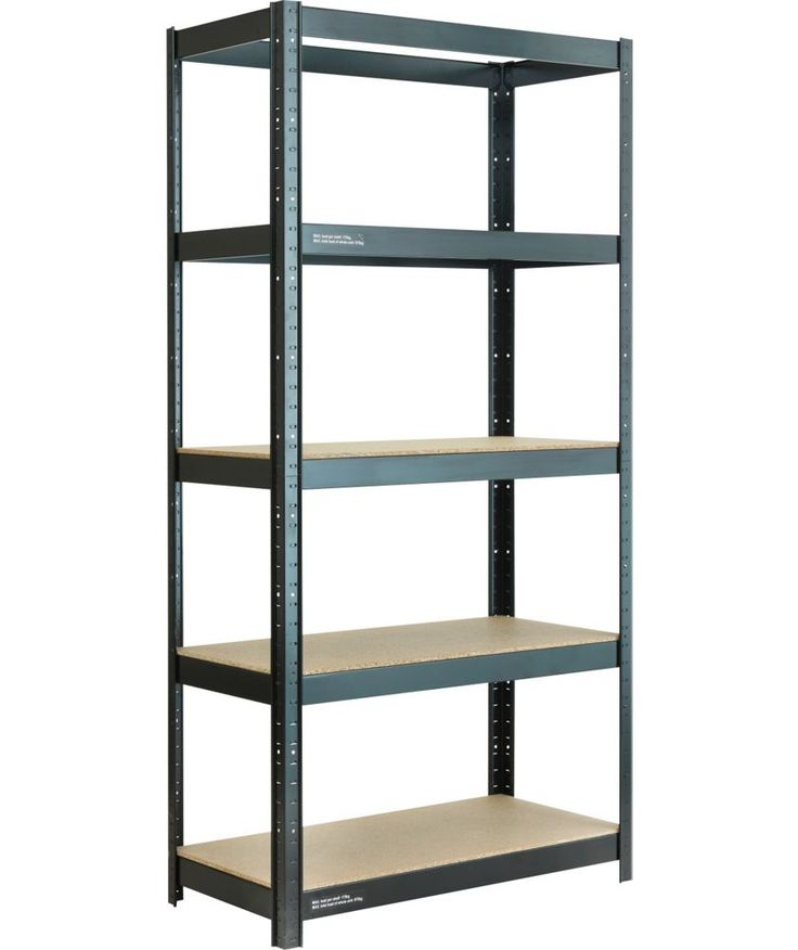 1000 ideas about heavy duty shelving on pinterest metal. Black Bedroom Furniture Sets. Home Design Ideas