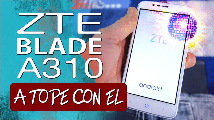 Test, análisis, review de este magnífico celular ZTE Blade A310... Os lo cuento todo, mis trucos, mi experiencia, mi opinión... luego tu eliges... https://youtu.be/0iFS9b2A6E0