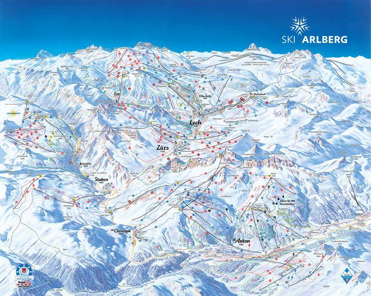 Published in 2012 at Arlberg (St Anton, Lech, Zurs, Stuben, Wald)