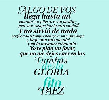 Tumbas de Gloria_ Fito Paez