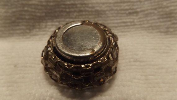 Vintage Golden Eagle Coin Holder