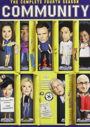 Community: Season 4 $7.89 Free Shipping