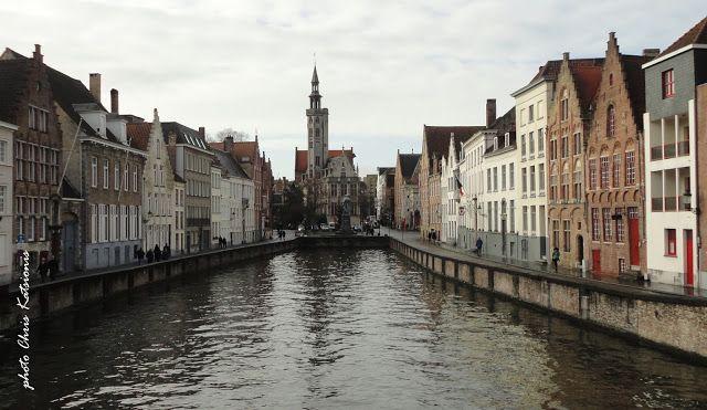 Travel in Clicks: Picturesque Bruges