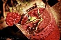Aardbeien Bosbessen Smoothie recept - Smoothie - Eten Gerechten - Recepten Vandaag