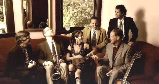 """New Release """"A Little Keyhole Business"""" by The Midnight Serenaders - Swing DJ Resources"""