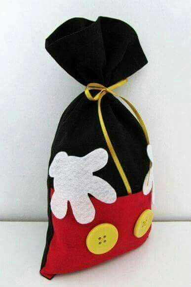 Mickey Bag