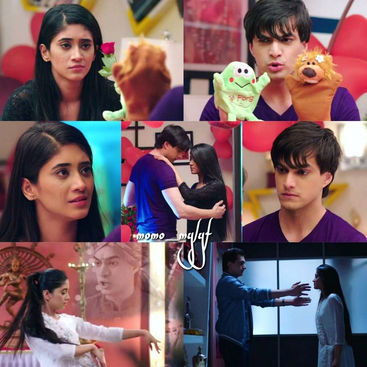 """Friday's  episode.. I m speechless.. Don't dare to miss it at any cost.. #staytuned #yrkkh #kaira…"""""""